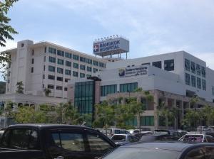 Bangkok Phuket Hospital for