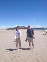 Vera Playa beach