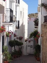 Street in Mojacar