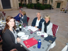 Dinner in Alicante