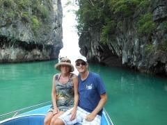 Phang Nha Bay