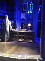 Professor Dumbledore's office